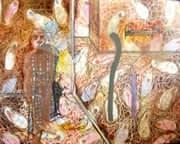 Canto No. 1, óleo sobre tela, 135 x 180 cm