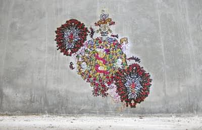 Sin Título, 2019. Minerva Ayón