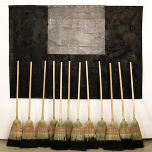 Broom Reliquary